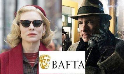 2016 BAFTA Awards Nominaties
