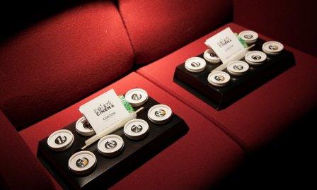 Spotlight on… eetbare cinema Filmweek 17