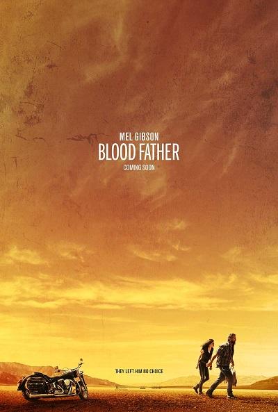 Nieuwe poster en trailer voor Blood Father met Mel Gibson