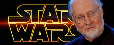 John Williams terug voor Star Wars