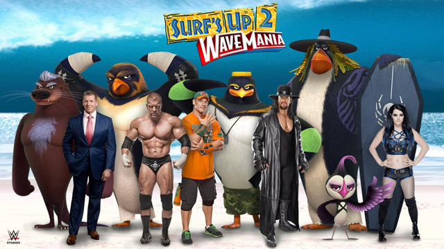 Nieuwe Surf's Up 2: Wavemania trailer