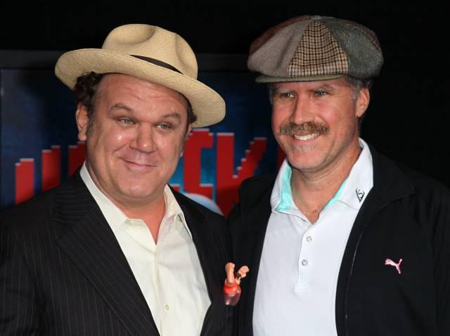 Will Ferrell & John C. Reilly zijn Holmes and Watson
