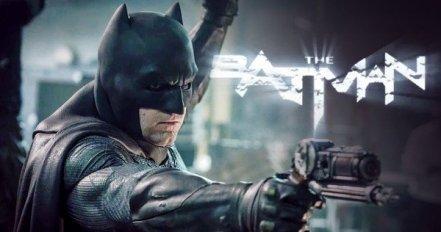 Ben Affleck ziet af van regie The Batman
