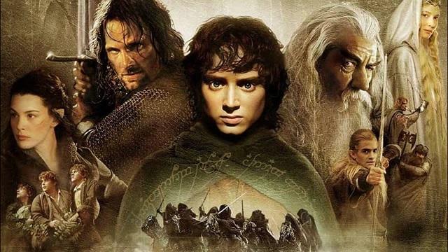 Mini-reünie Lord of the Rings castleden