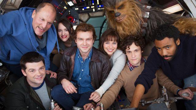 Eerste castfoto Han Solo-film