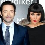 Hugh Jackman en Noomi Rapace rol in Enzo Ferrari-film