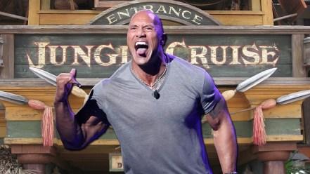 Dwayne Johnson bevestigt Disney's Jungle Cruise