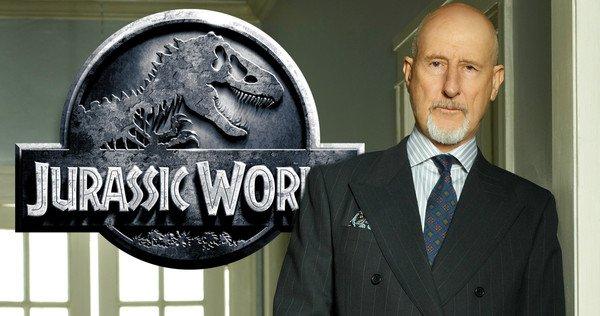 James Cromwell over zijn Jurassic World 2