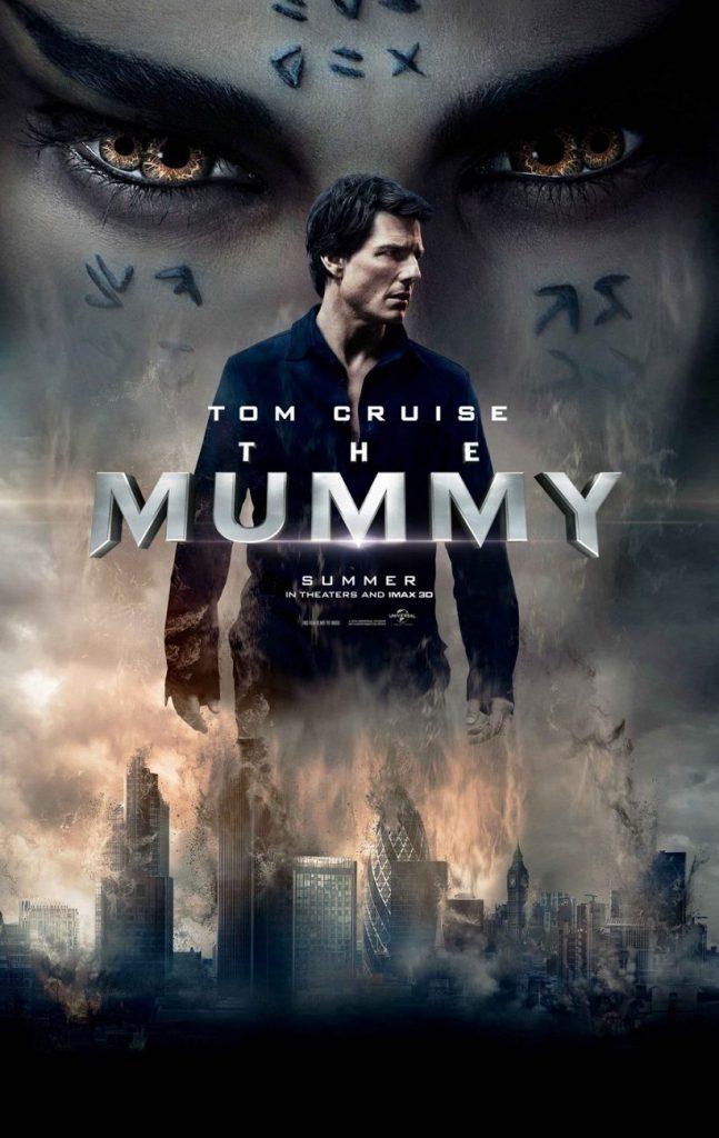 Nieuwe The Mummy poster