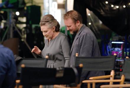 Carrie Fisher tribute video tijdens Star Wars Celebration