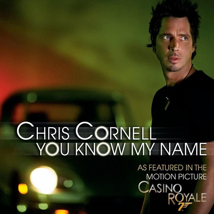 Zanger titelsong Casino Royale Chris Cornell pleegde zelfmoord