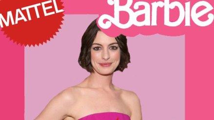 Anne Hathaway mogelijk als Barbie