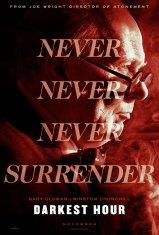 Darkest Hour trailer en poster met Gary Oldman als Churchill