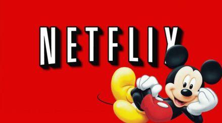 Disney stopt met films op Netflix en komt met eigen streamingdienst