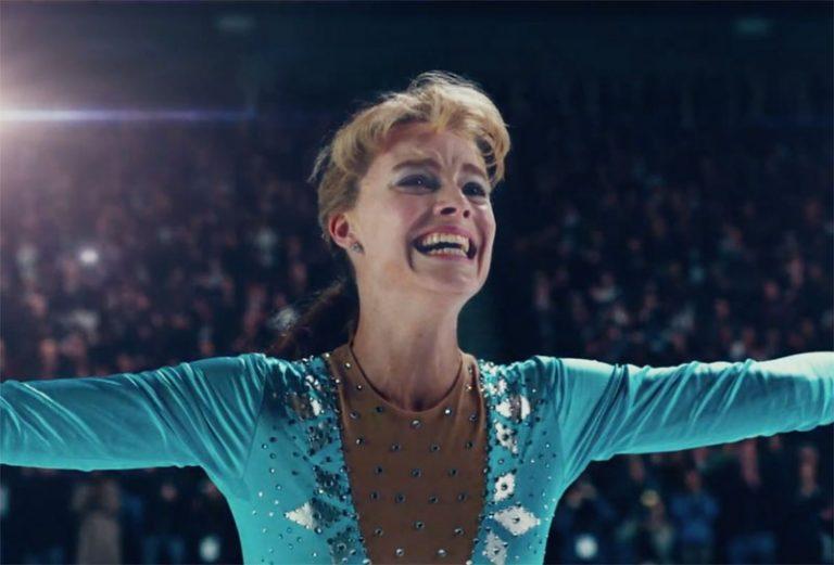 Margot Robbie in I, Tonya trailer