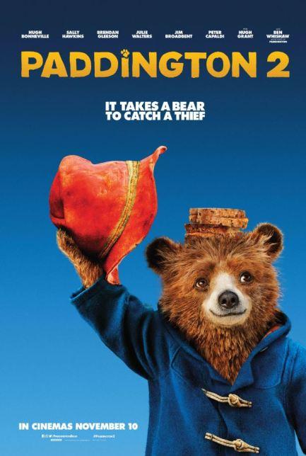 Nieuwe trailer en poster Paddington 2