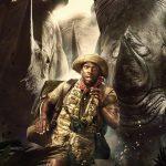 Nieuwe Jumanji: Welcome to the Jungle personage posters