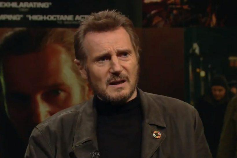 Bekritiseerde Liam Neeson noemt #MeToo
