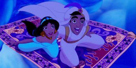 Disney's live-action Aladdin