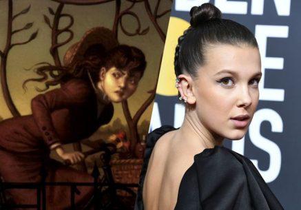 Millie Bobby Brown wordt Sherlock Holmes' jongere zuster Enola Holmes