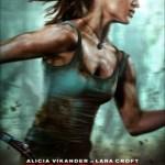 Nieuwe Tomb Raider posters