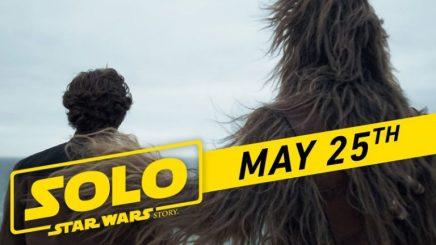 Eerste trailer Solo: A Star Wars Story