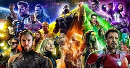 Avengers: Infinity War releasedatum verschoven naar april