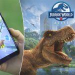Jurassic Park krijgt Pokémon Go-achtige game Jurassic World Alive