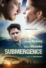 Submergence met Alicia Vikander en James McAvoy