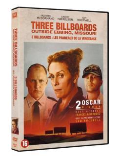 Three Billboards Outside Ebbing Missouri DVD