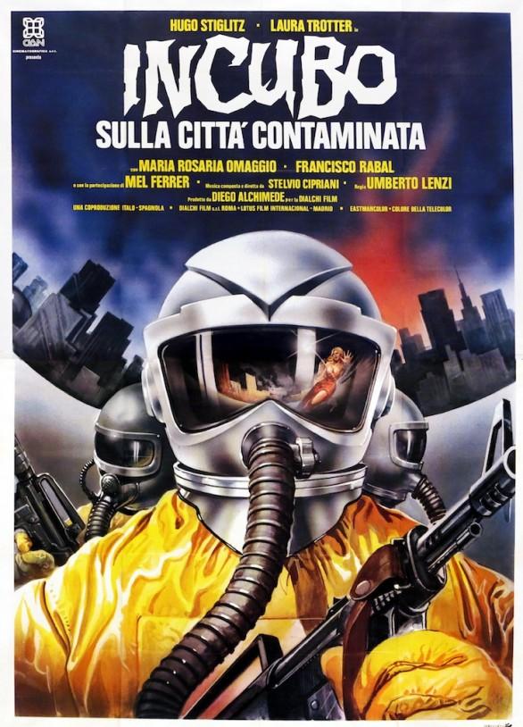 Risultati immagini per Incubo sulla Città contaminata