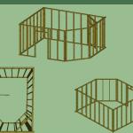Stenderverk i 3D