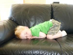 Teodor sover