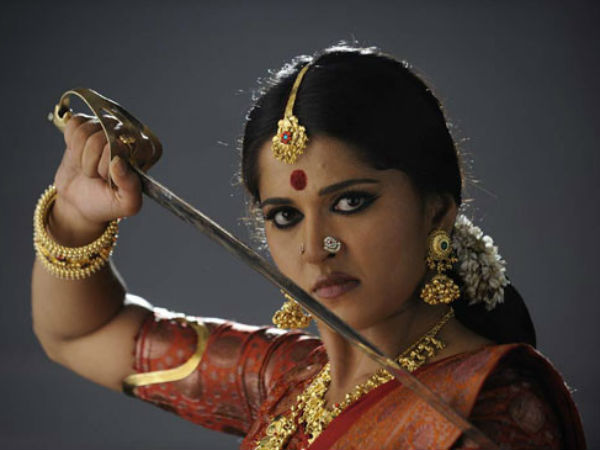 Image result for anushka shetty sword