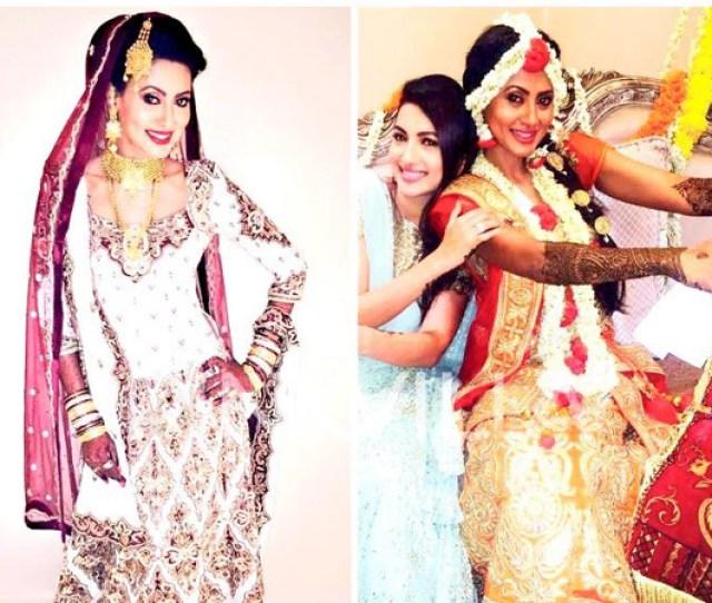 Nigaar Khan Mehandi And Wedding