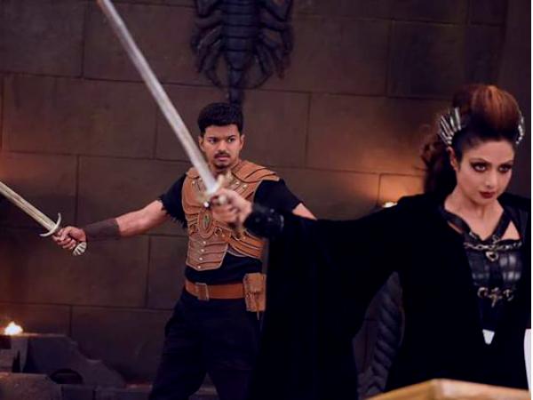 Image result for sridevi sword