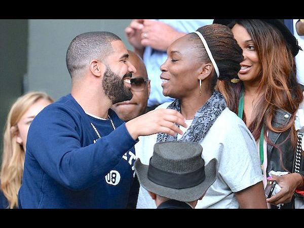And Pregnant Drake Williams Serena