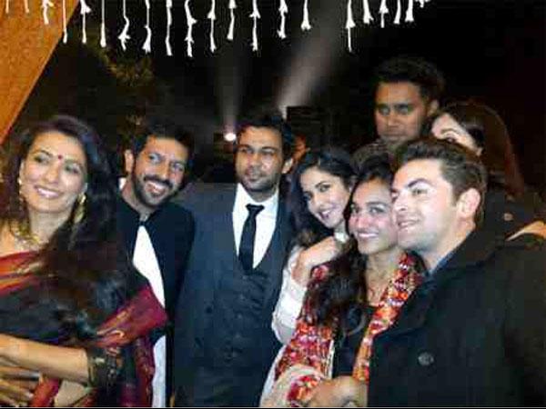 Katrina Kaif Celebrates Sultan Success Salman Khan Ex