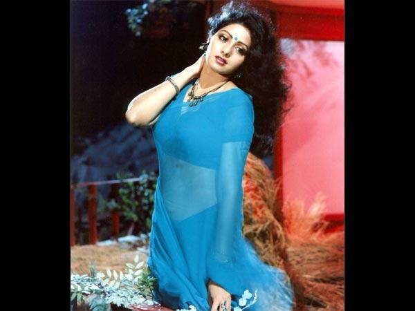 Sridevi- Birth anniversary of the First Female Superstar 8