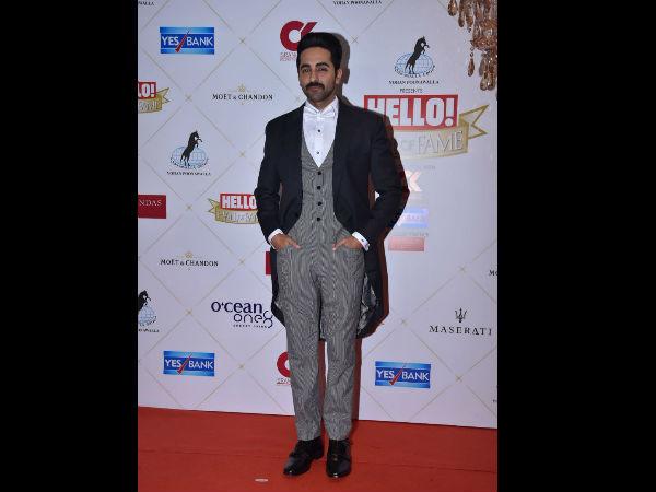 Ayushmann Khurrana Makes For A Handsome Sight
