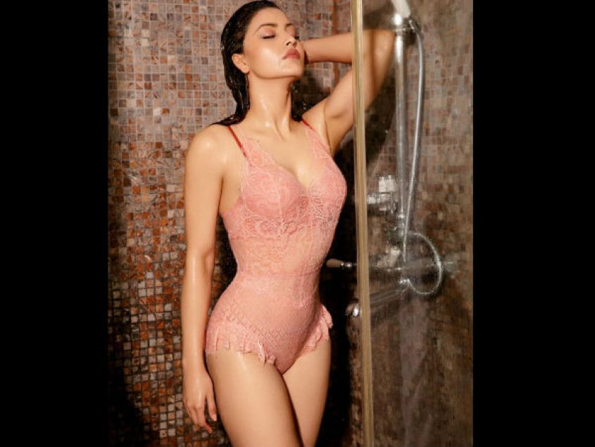Image result for urvashi rautela bathroom pic