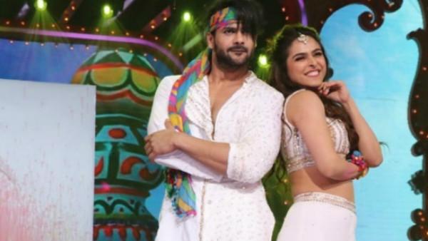 Vishal-Madhurima Among Top 5 Jodis!