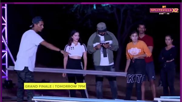 Ashish & Miesha Find Hard To Answer A Bollywood Question!