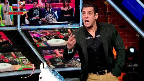Salman lashes Out At Sidharth & Asim