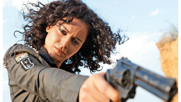 Kangana Says She Was Once Approached By Dacoits For Selfies