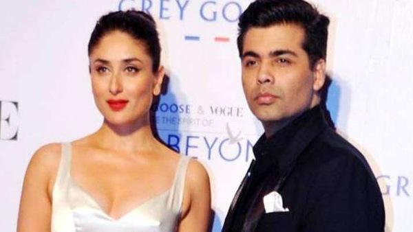 This Was The Reason Behind Karan Johar-Kareena Kapoor's Fallout