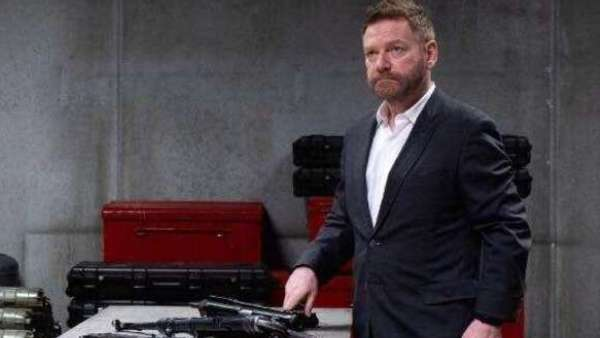 Kenneth Branagh Says He Didn't Get To Share Screen Space With Dimple