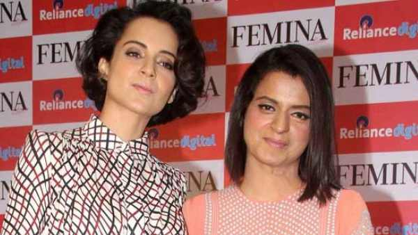 Name of Kangana, Rangoli in FIR for spreading racial hatred