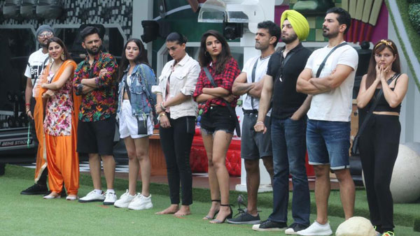 Bigg Boss 14 Housemates spill beans about their dating live;  Jasmine talks about her childhood