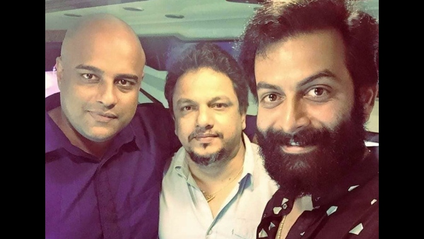Prithviraj Sukumaran To Kickstart The Rathish Ambat-Murali Gopy Project In 2021